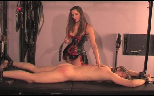 Caning of Fifty Strokes