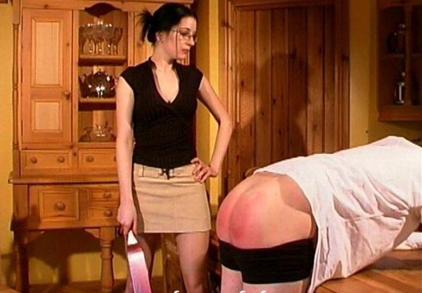 Femdom discipline punishment remarkable