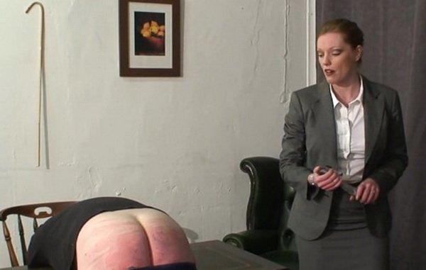 Miss Porter School Room Punishments Femdom Spanking Video