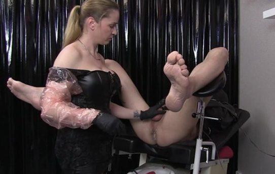 Stories femdom silk panties