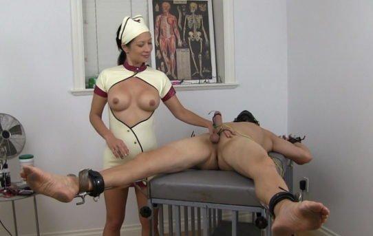 Protate massage porno