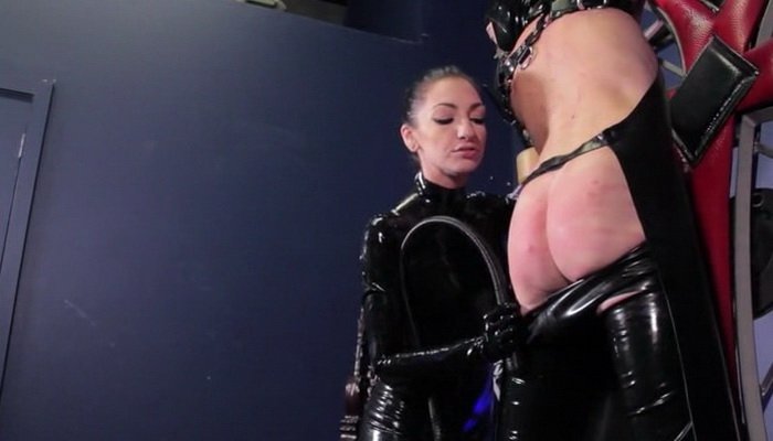 Fetish video whipping fill