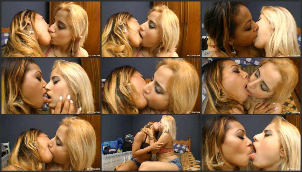 Hot Sexy Ebony Lesbians