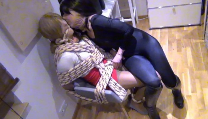 Teen Girls Tied Up Abused