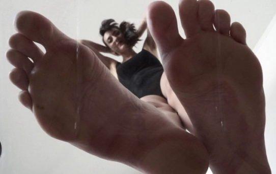 Foot slave videos