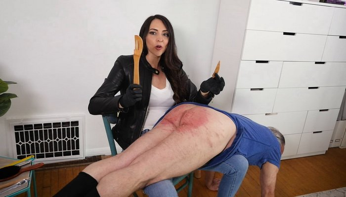 Asian long hair doggystyle sissy