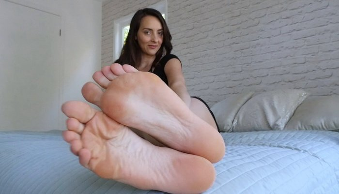 Topic has worship and femdom foot have faced it
