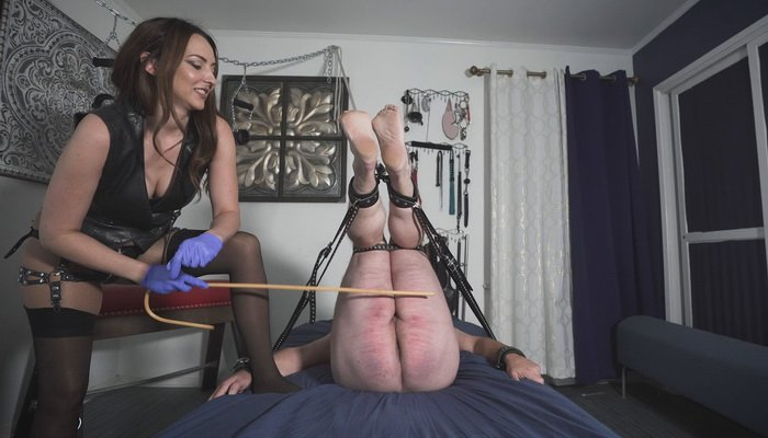 Bondage And Corporal Punishment, Whipping Reflections -7822