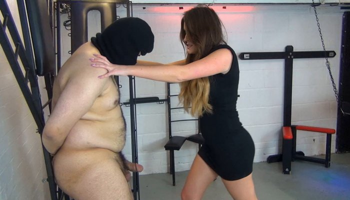 You tell. kneeing femdom ballbusting remarkable idea Also