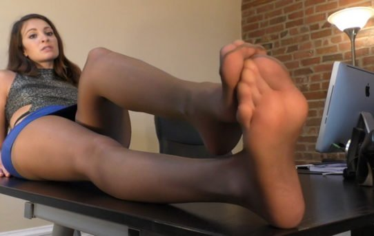 Porn socks feet everything. recommend