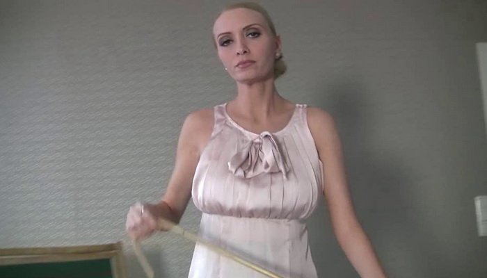 FemDom Role Play, A Cruel Lesson with Miss Yasemin