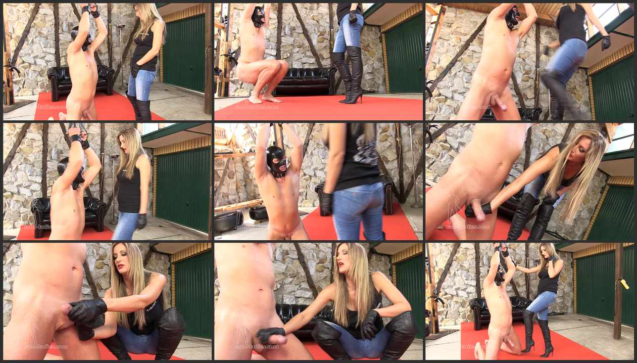 Ball Busting Porn Stories hard ballbusting, his first ball busting - part 2 with nikki