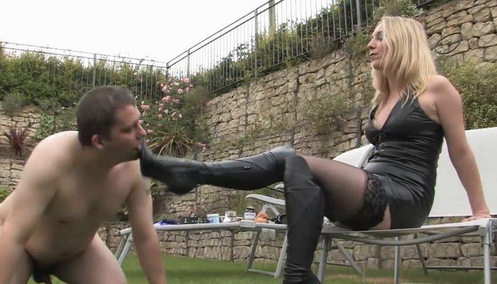 Not doubt femdom mansion the english many