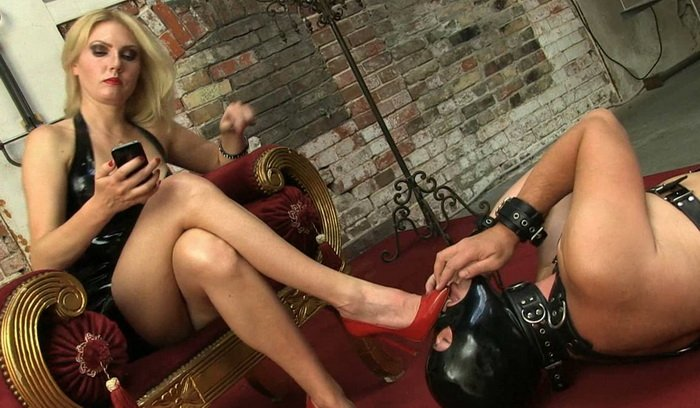 Femdom Pussy Licking Worship