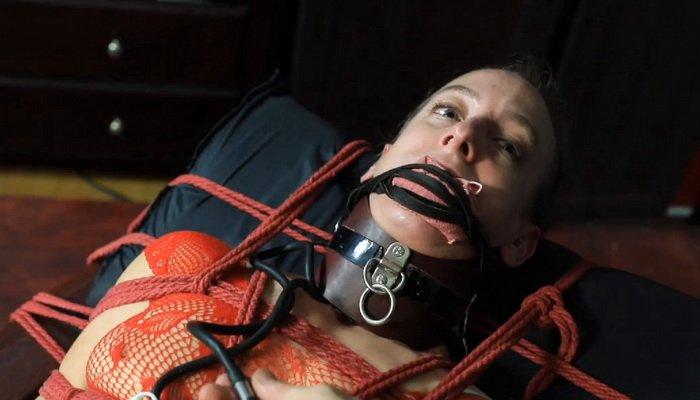 Elise graves bondage